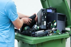 Computer Recycling Benefits