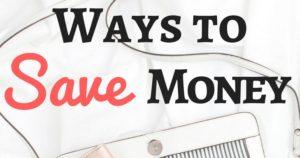 Smartest Ways to Save Money